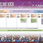 Acara Online KKIS 3 – 9 Agustus 2020