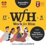 AmoreDio Night: Work for Him (WFH)