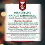 Misa Offline Natal 2020 Berbahasa Indonesia